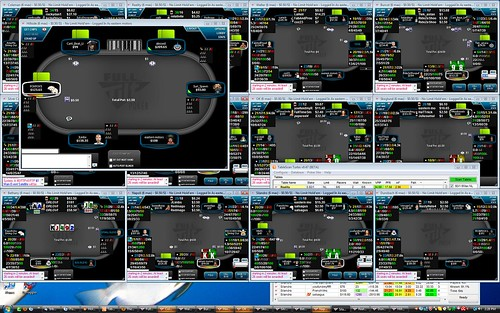 Holdem manager 2 dim for sample size