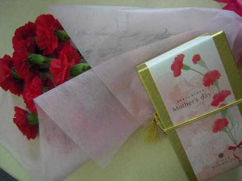 銀座文明堂 特撰五三カステラ 日比谷花壇 母の日