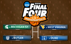 2010 NCAA Final Four Wallpaper
