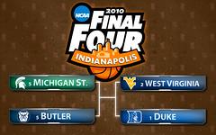 2010 NCAA Final Four Wallpaper