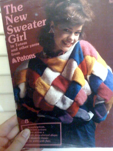 New sweater girl