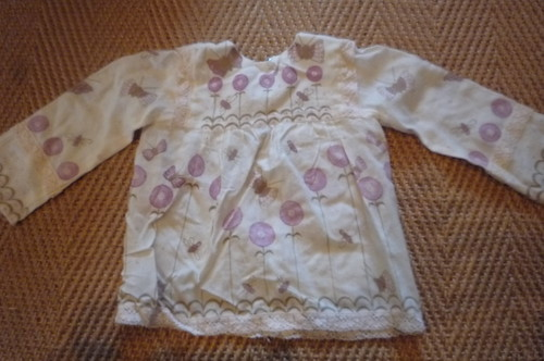 Clothkits baby dress
