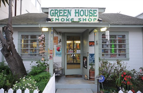 Green House Smoke Shop Venice Beach