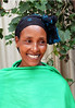 Smile (Lauren Barkume) Tags: africa portrait people woman black green beautiful smile leaves vertical rural person photography african central ivy east southern valley grin ethiopia awassa ethiopian headwrap rift iloveyoursmile hawassa laurenbarkume