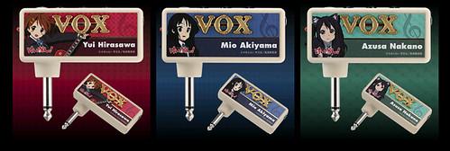 けいおん!x VOX