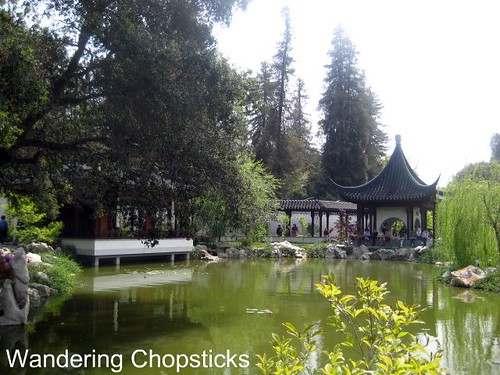 The Huntington Library, Art Collections, and Botanical Gardens (Chinese Garden) (Spring) - San Marino 3