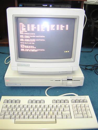 C128 running CPM