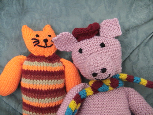 Pig & Cat