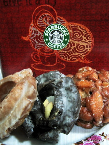 Starbucks Top Pot Doughnuts