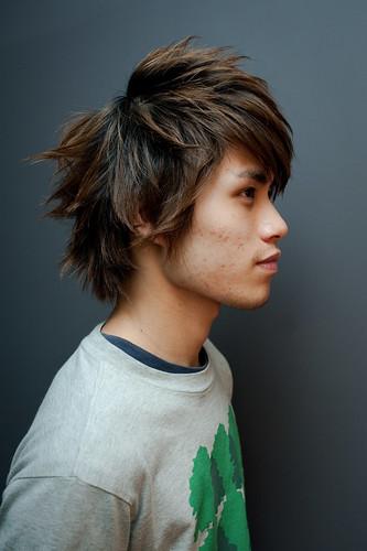 【男生髮型】想要蓋住耳朵的髮型有嗎
