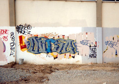 oarse acp 1998 (rcrcrcrc) Tags: graffiti san francisco 1998 acp oarse