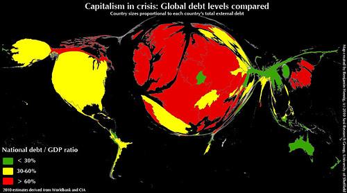 World Debt in 2010