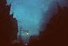 Ⓛ The Dark Night.. (- M7D . S h R a T y) Tags: light cold rain night dark drops quiet drop calm rainy midnight cloudysky darkblue wordsbyme 00am coolconditions ®allrightsreserved™