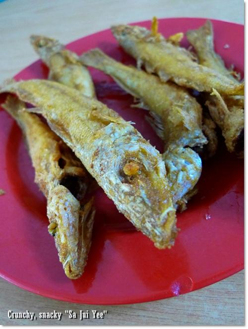 Fried Sa Jui Yee