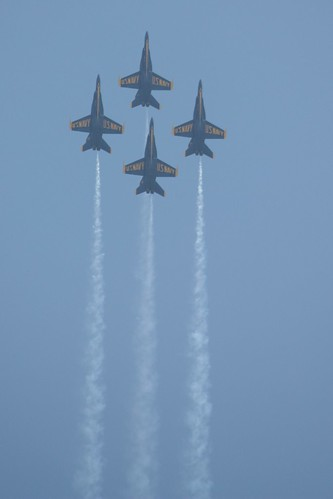Blue Angels in Charleston