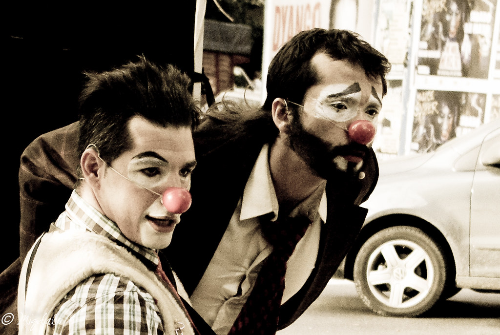 Clown.Feria 070