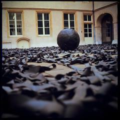 Grosse boule d'élastiques