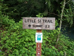 Little Si trailhead