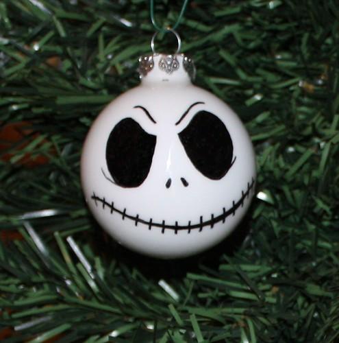 Jack Skellington Christmas Ornament: Morganised Chaos: February 2011