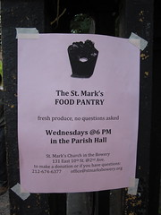 St. Mark's Food Pantry