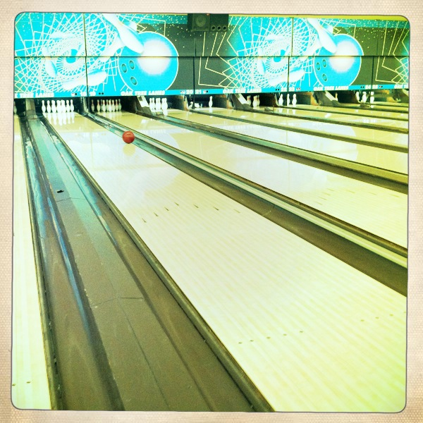 bowling for father's day!