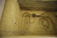 Excavated Grave