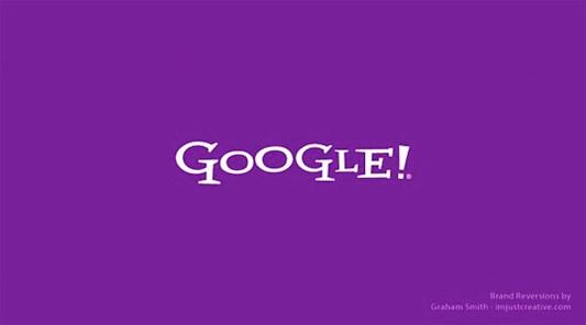 Logo Swap - Google y Yahoo