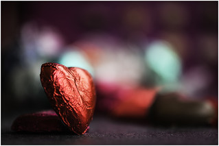 Macro Mondays - Heart - Chocolate Heart