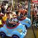 Calesita impulsada a mano Fiesta de San Francisco Panajachel