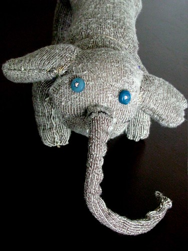 ¿Parezco elefante?