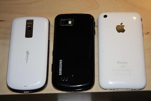 galaxy, magic, iphone