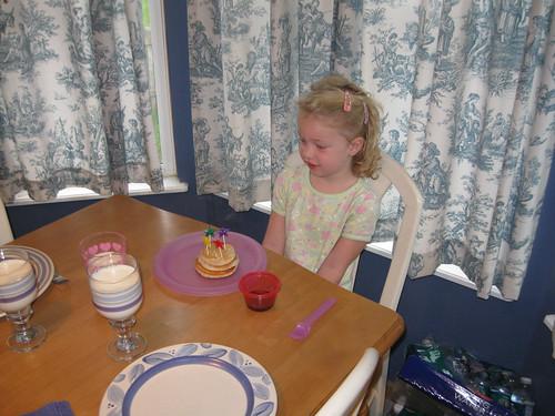 Grace Birthday Food