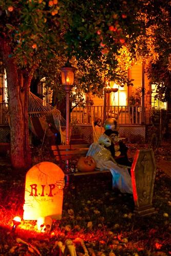 Carson City Halloween Decorations by ScottSchrantz