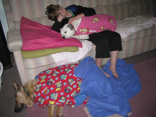 3 Asleep