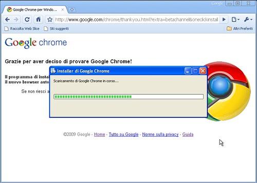 Google Chrome - switch to beta 04