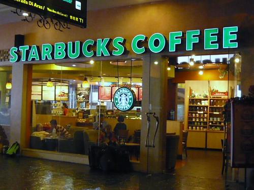 P1020546 Starbucks Coffee , Genting Highlands