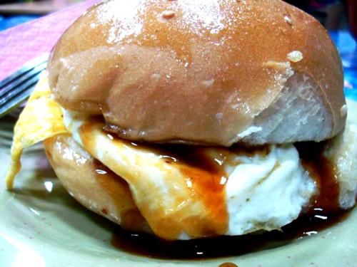 Ahad's Burger