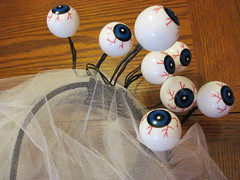 Blinky Eyeball Halloween Costume