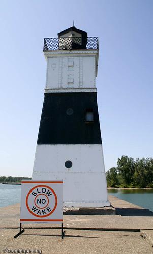 Presque Isle Pierhead Lighthouse PA 2