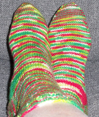 Zen String - Jingle Sock complete