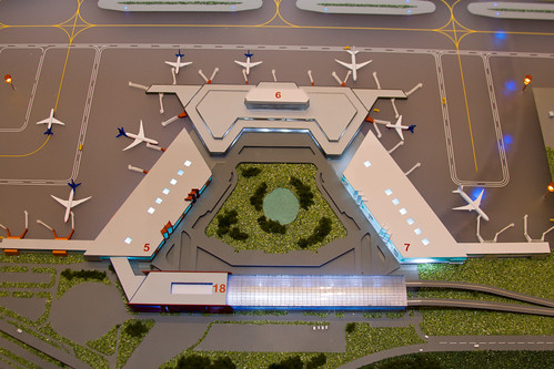 Development of Shermetyevo 2