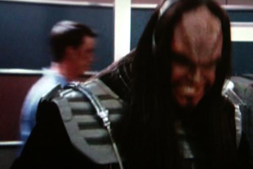 Klingon in Headphones