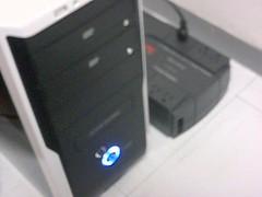 主機 + UPS
