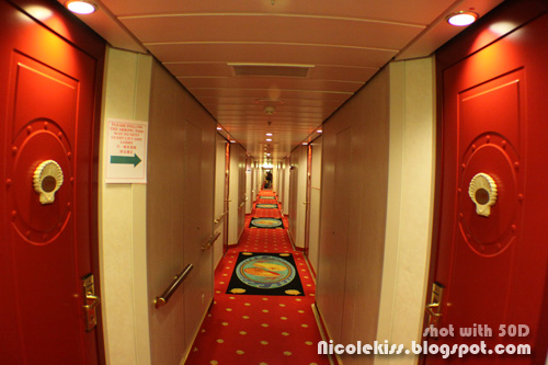 star cruise virgo corridor