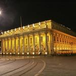 Bordeaux: Le Grand-Théâtre de nuit