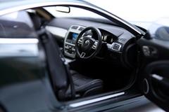 Jaguar XK Coup (talors) Tags: model replica jaguar 118 diecast xk minichamps