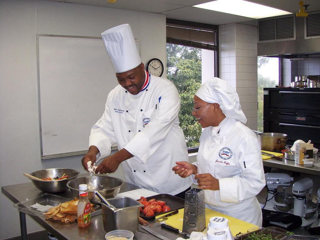Chef Tee, Teacher