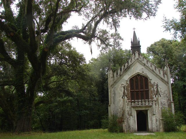 St. Mary's Chapel on Laurel Hill Plantation