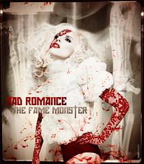 Lady Gaga - Bad romance (netmen!) Tags: monster lady fame bad romance gaga blend the netmen