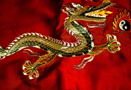 Tibetan Door Hanging - 182/365 - 8 December 2009